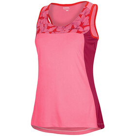 Ziener Caitriona Sleeveless Ladies pink flower